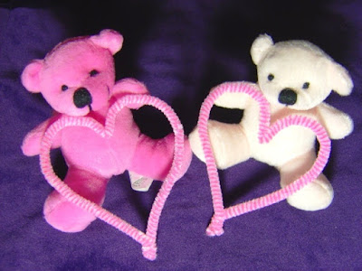 Gambar Wallpaper Boneka Beruang Couple Love