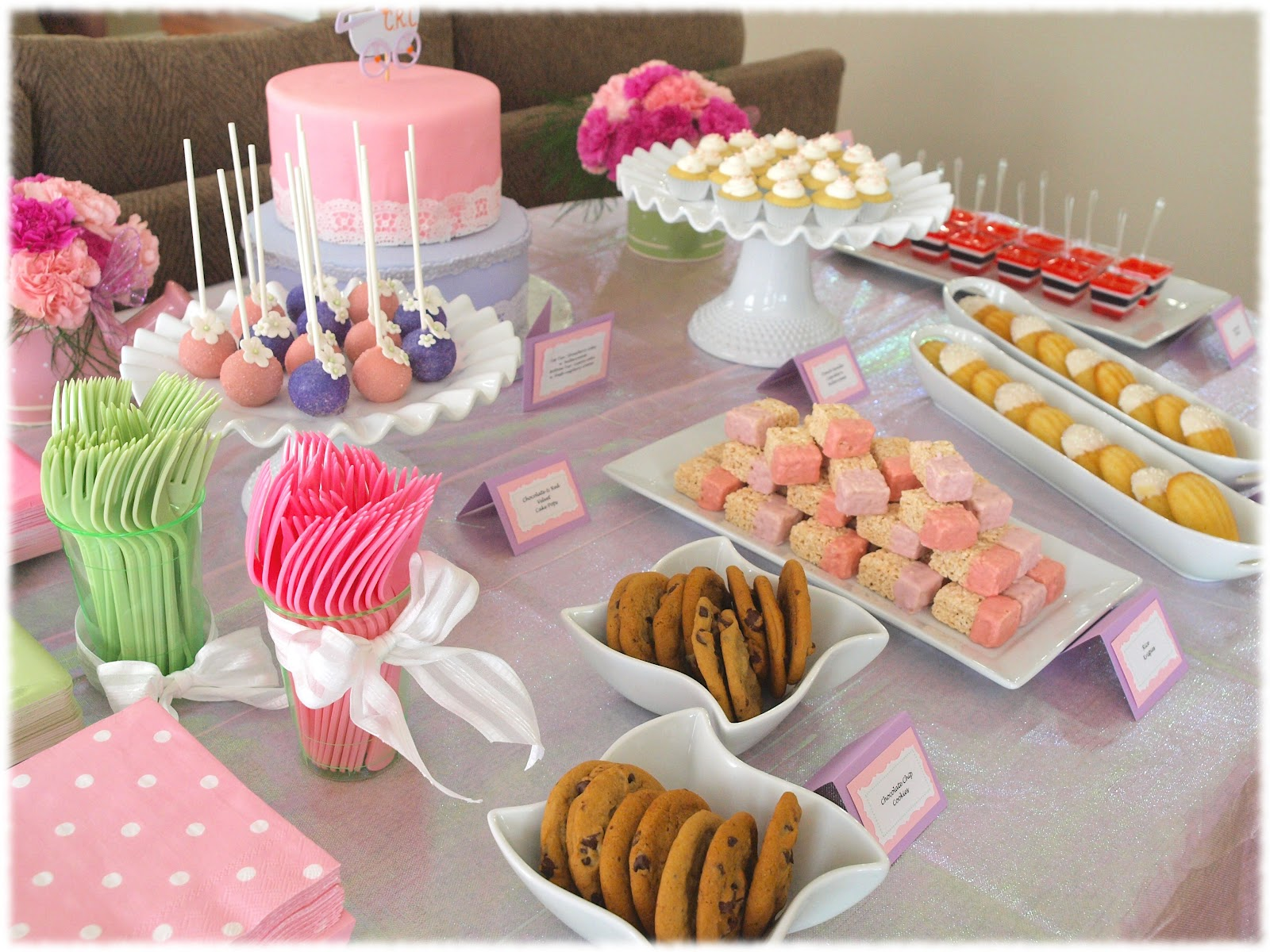 baby shower desserts oc pop shoppe a sweet baby 29687