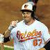 #MLB: Trey Mancini iguala récord de jonrones para novatos en las Grandes Ligas