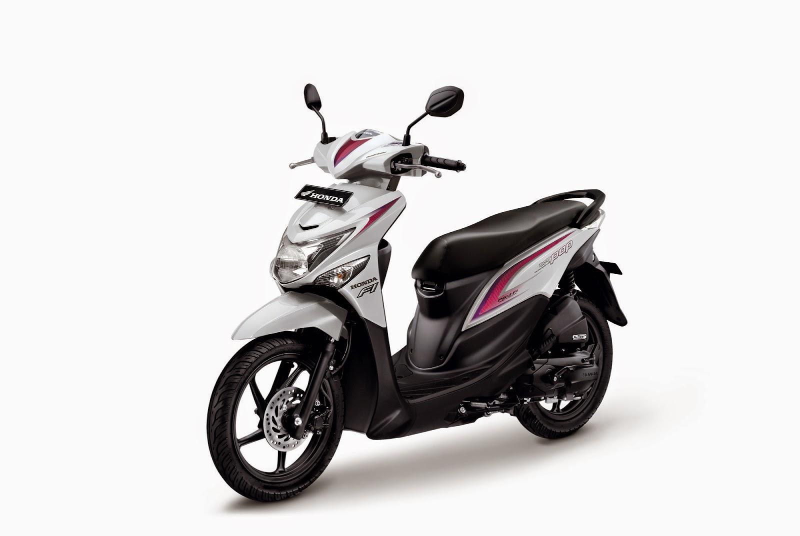 Foto Motor Honda BeAT POP eSP  Foto Gambar Terbaru