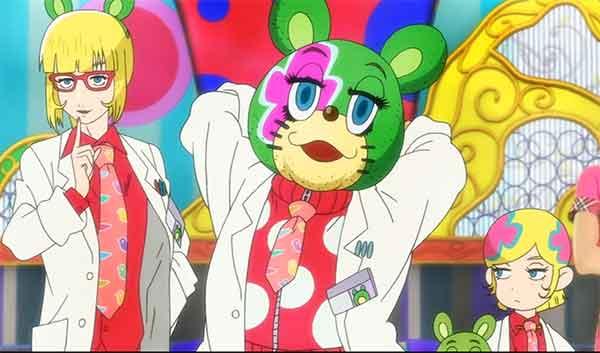 Kuuchuu Buranko anime Psychological terbaik - Ichirou Irabu