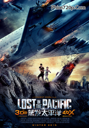 Lost in the Pacific 2016 poster