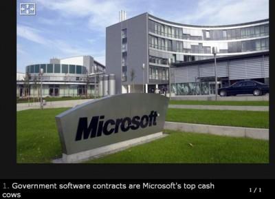 Microsoft dan Georgia Bahas Kesepakatan Lisensi Software