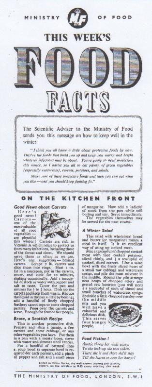 Scan Food War Vfd