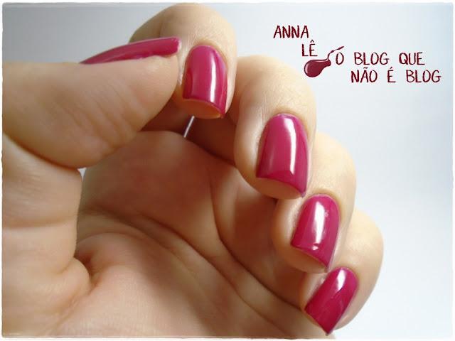 Rosa Antigo Ana Hickmann Esmalte Nailpolish