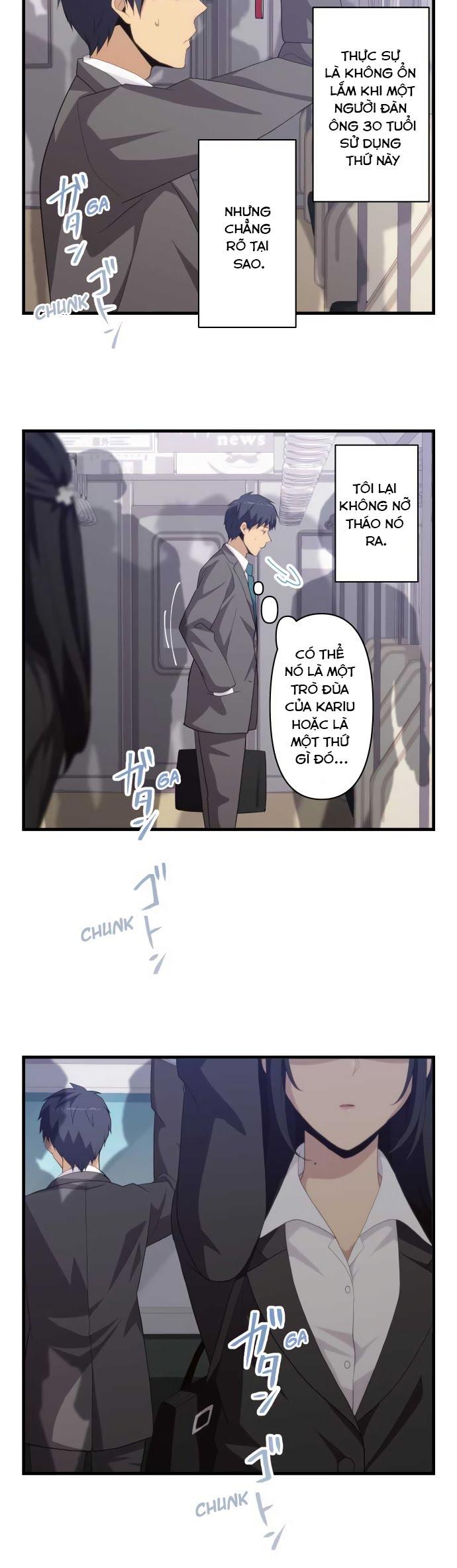 ReLife chap 217 - Trang 18
