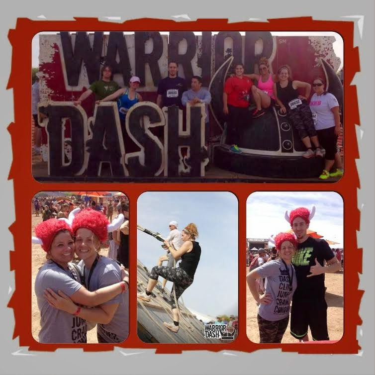 4.12.14: Warrior Dash 5k