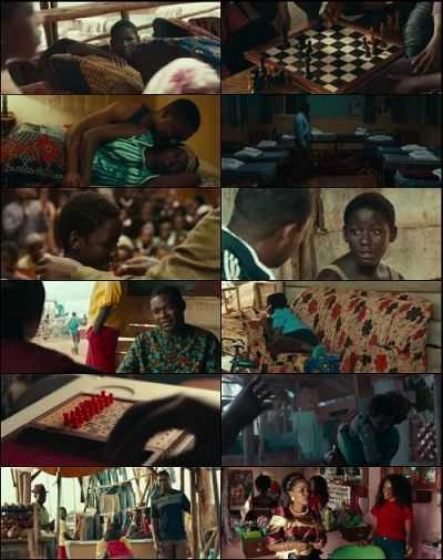 Queen of Katwe (2016) Hindi Dubbed 300mb Dual Audio BluRay