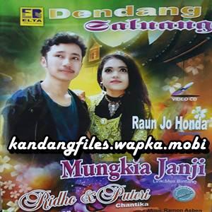 Ridho Ramon & Putri Chantika - Mungkia Janji (Full Album)