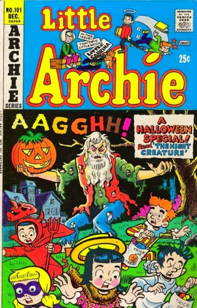 The Adventures of Little Archie #101