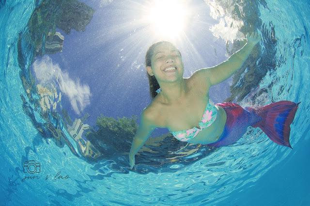 underwater photography, scuba diving, mermaid, Philippine mermaid swimming academy