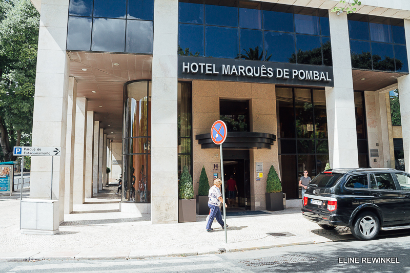 Hotel Marques de Pombal in Lisbon