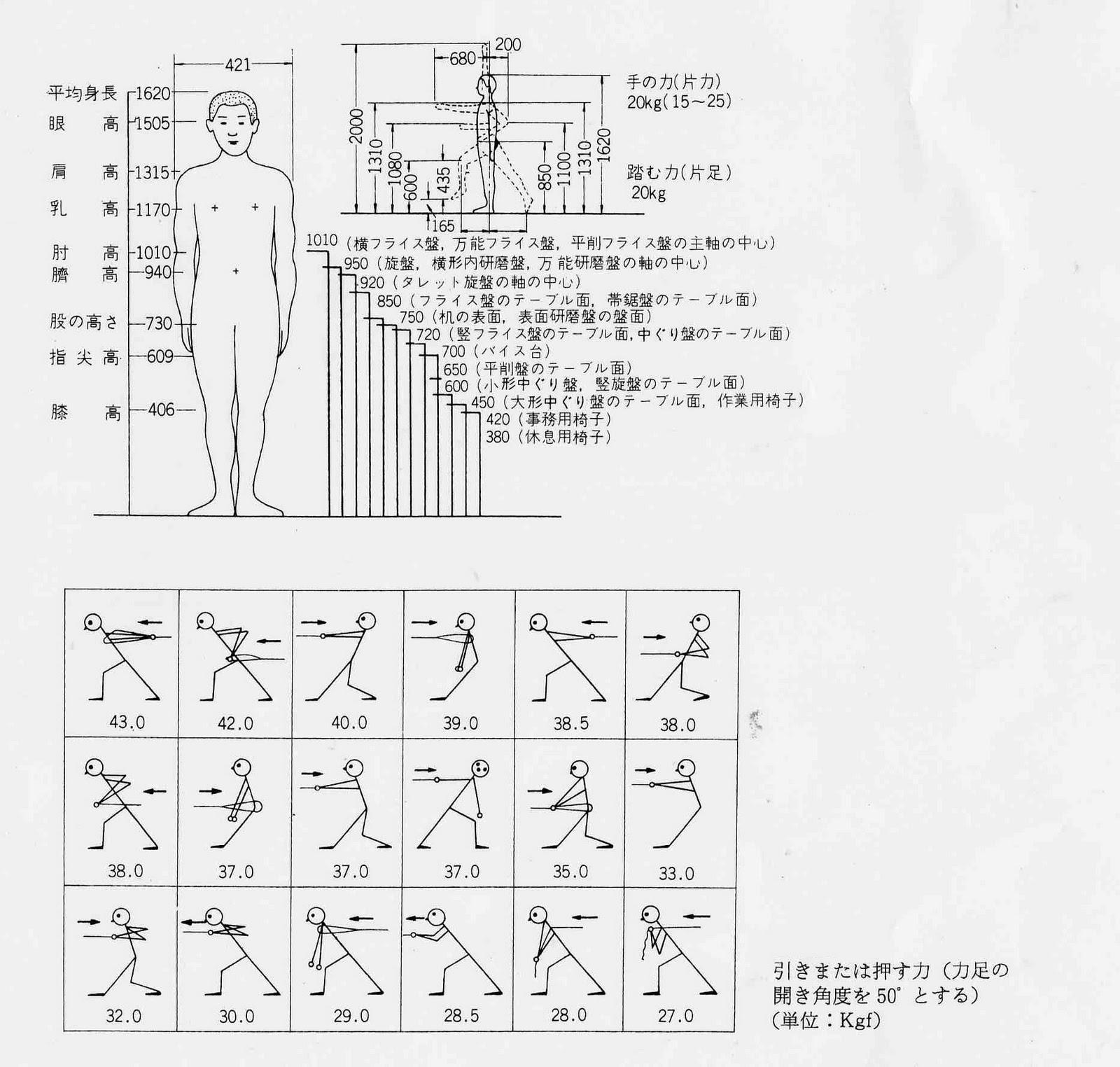 m-sudo's Room: 人間工学:人の...