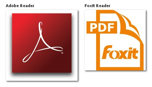 Adobe Reader Dan Foxit Reader