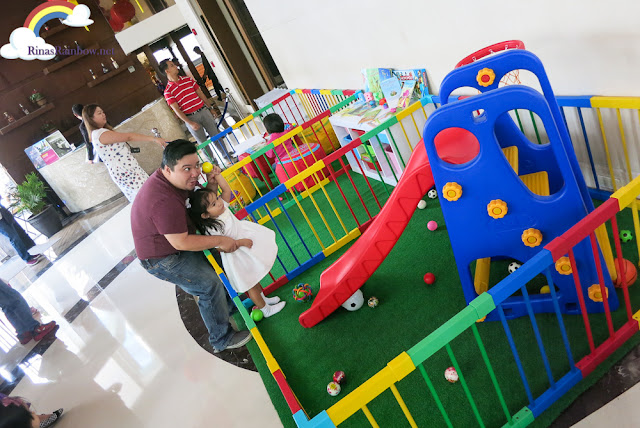 Play Zone at F1 Hotel Manila