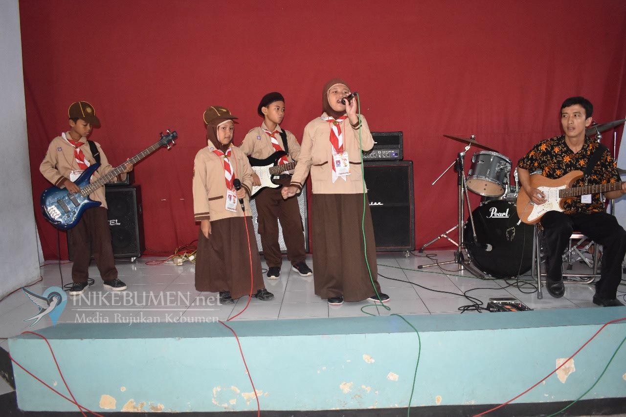 Tiga Lagu Fatih Band Hibur Ratusan Peserta OSK
