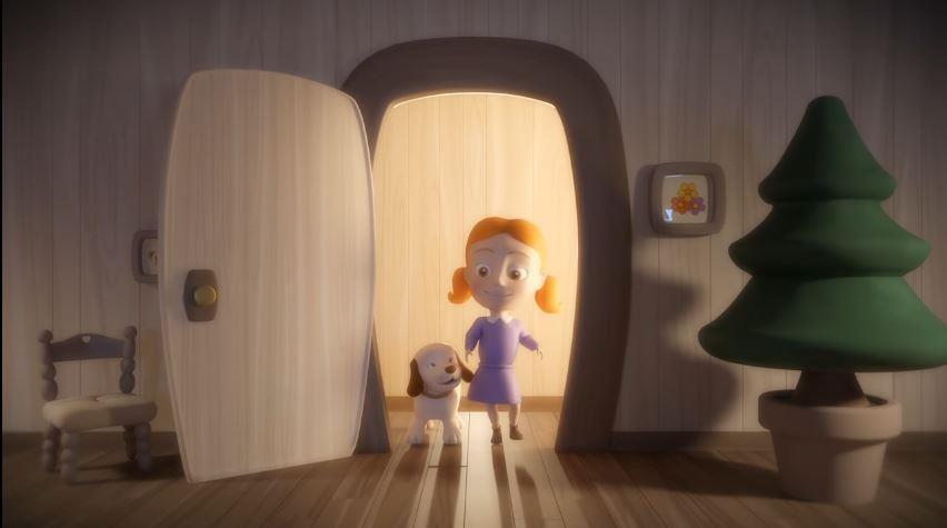 Canzone Thun pubblicità Alla ricerca dell'Anima del Natale con ragazzina e cagnolino - Musica spot Dicembre 2016