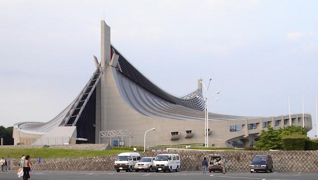 日本の建築を世界レベルに。建築家、世界の丹下健三(Architecture)