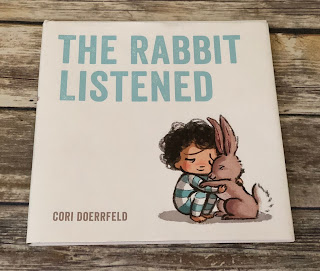 The Rabbit Listened picture book