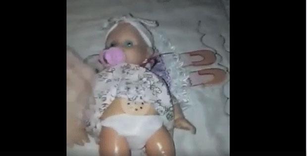 Boneca trans vendida no Brasil