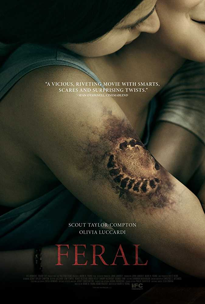 Poster Feral 2017 Download Full Movie English Free 300Mb