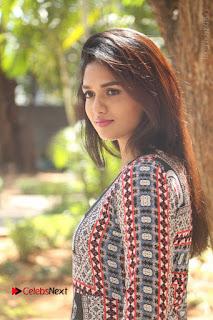 Actress Sunaina Latest Stills in Floral Dress at Pelliki Mundu Prema Katha Trailer Launch  0026.JPG