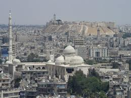 SECOND POST - JULY 25, 2012 -ALEPPO TO BE RESCUED FROM TERRORISTS; 1