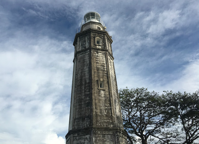 Bagacay Point Lighthouse or Parola ng Bagacay Point