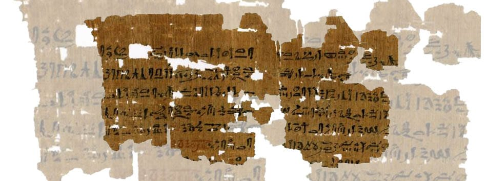 A, Arkeolojik keşif, Arkeoloji, Bilimsel, Antik Mısır el yazmaları, Antik Mısır'da Tıp, Antik Mısırda Bilim, Eski Mısır halkında tıp ve bilim,