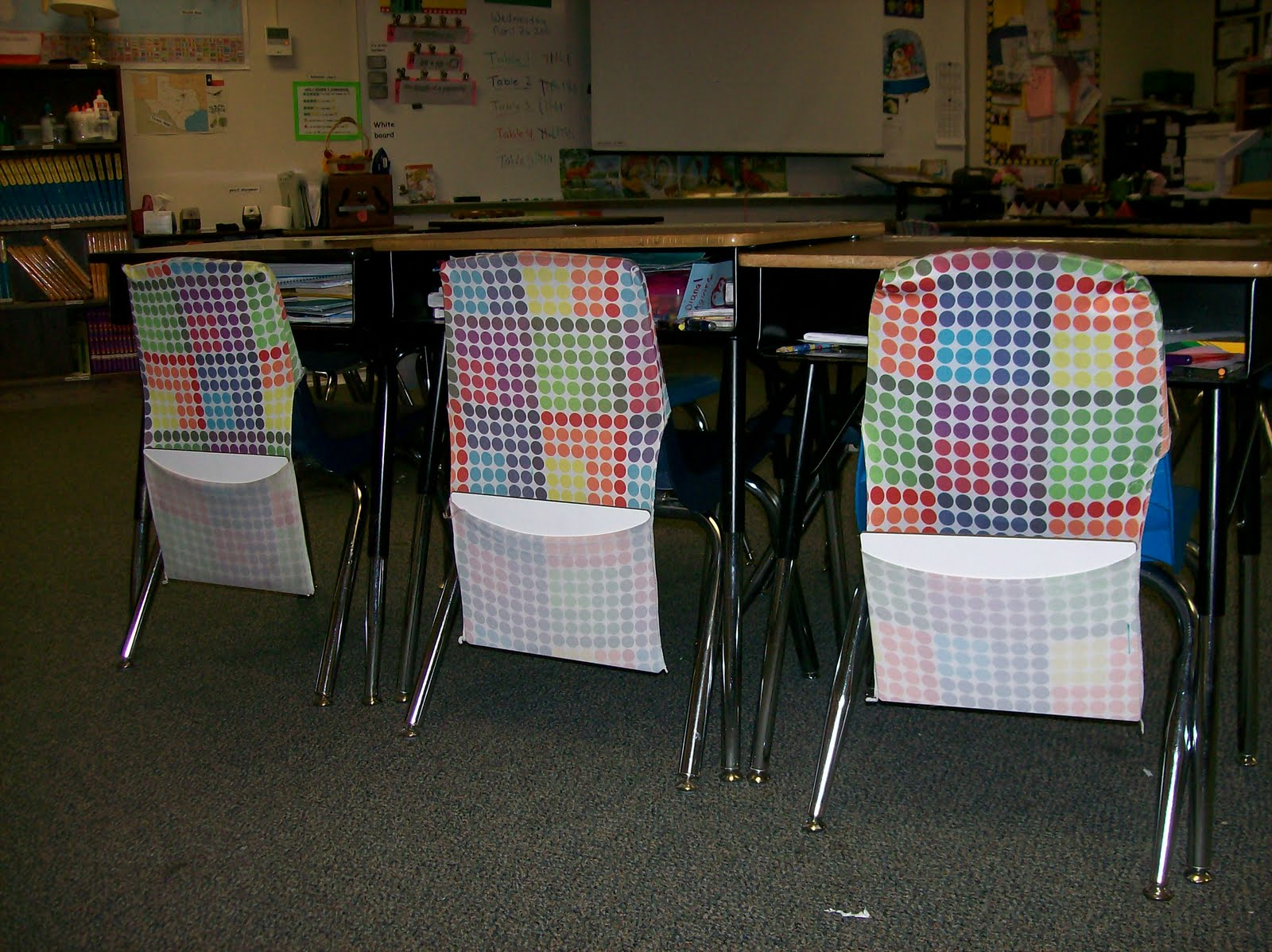 Classroom Organizer Chair Covers Mid Century And Ottoman Not Just For Elementary Pinterest Fun Finds