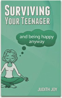 Surviving Your Teenager cover