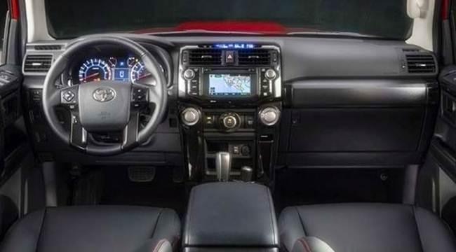 2018 Toyota 4Runner TRD Pro Redesign