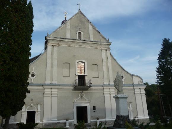 Підгірці. Благовіщенський монастир чину святого Василія Великого