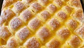 Λαχταριστό Κέικ με άρωμα λεμονιού