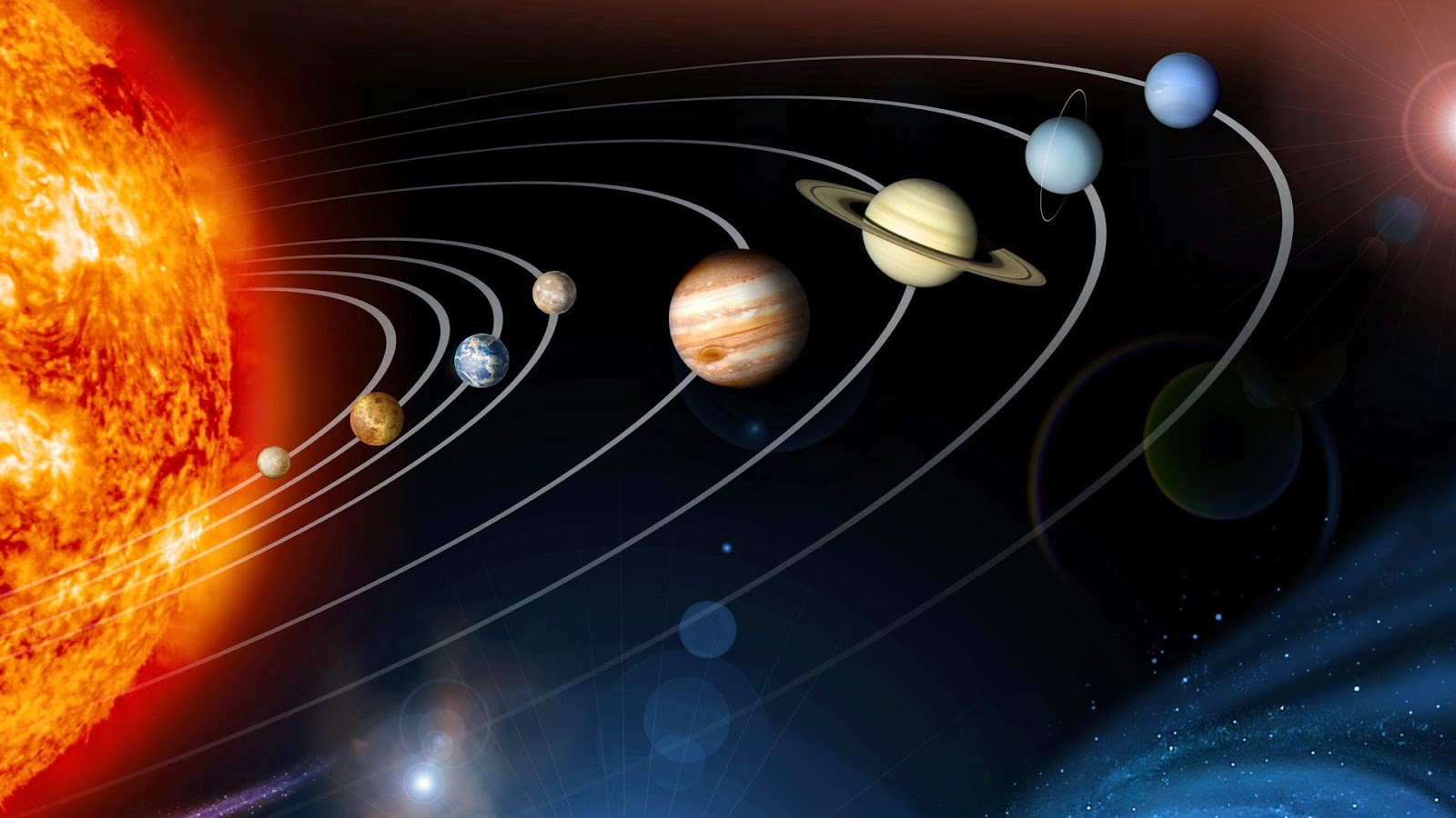 more planets in space - photo #8