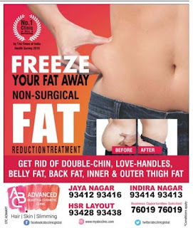 FREEZE YOUR FAT BANGALORE