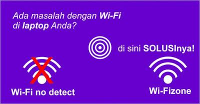 wifi tidak dapat terdeteksi
