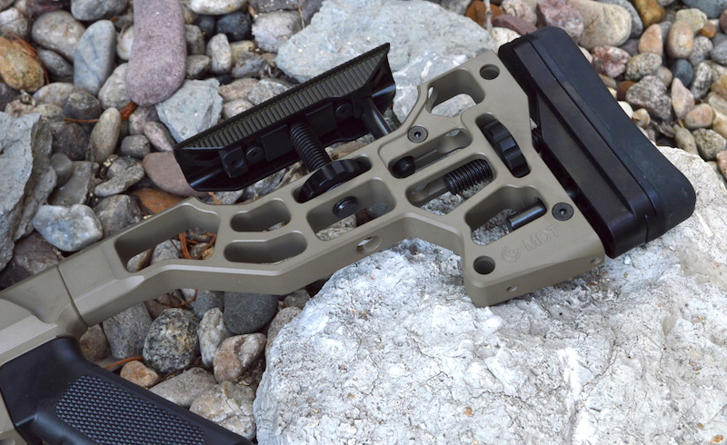 MDT ESS Sniper Chassis System Review