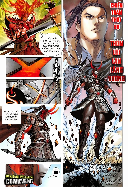 Chiến Phổ chapter 7: giết mi không chỉ mình ta trang 3
