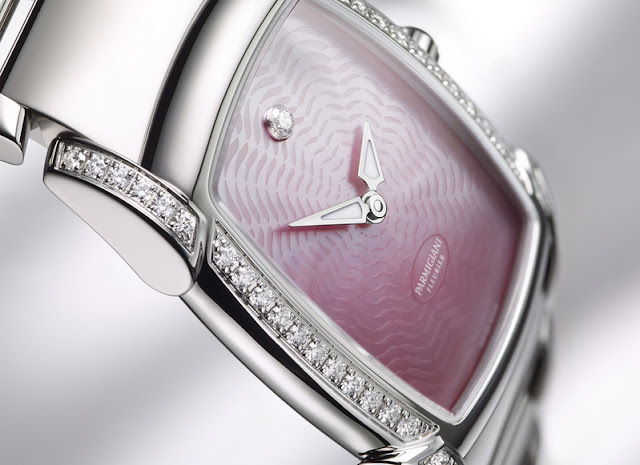 Delightful Duo Of Elegant Timepieces Make For A Special Valentine Day's Gift