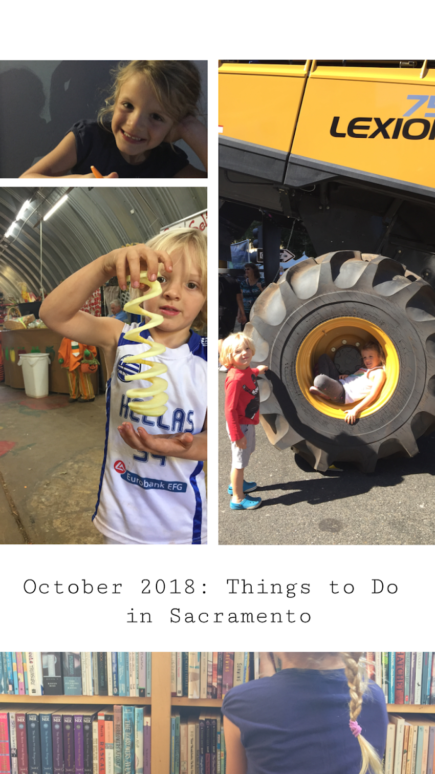 Things to Do: October 2018