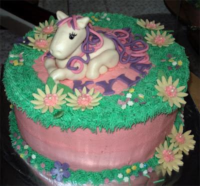 Delana S Cakes My Little Pony Cake