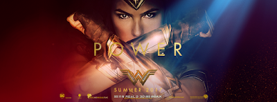 Wonder Woman Teaser Theatrical One Sheet Movie Banner