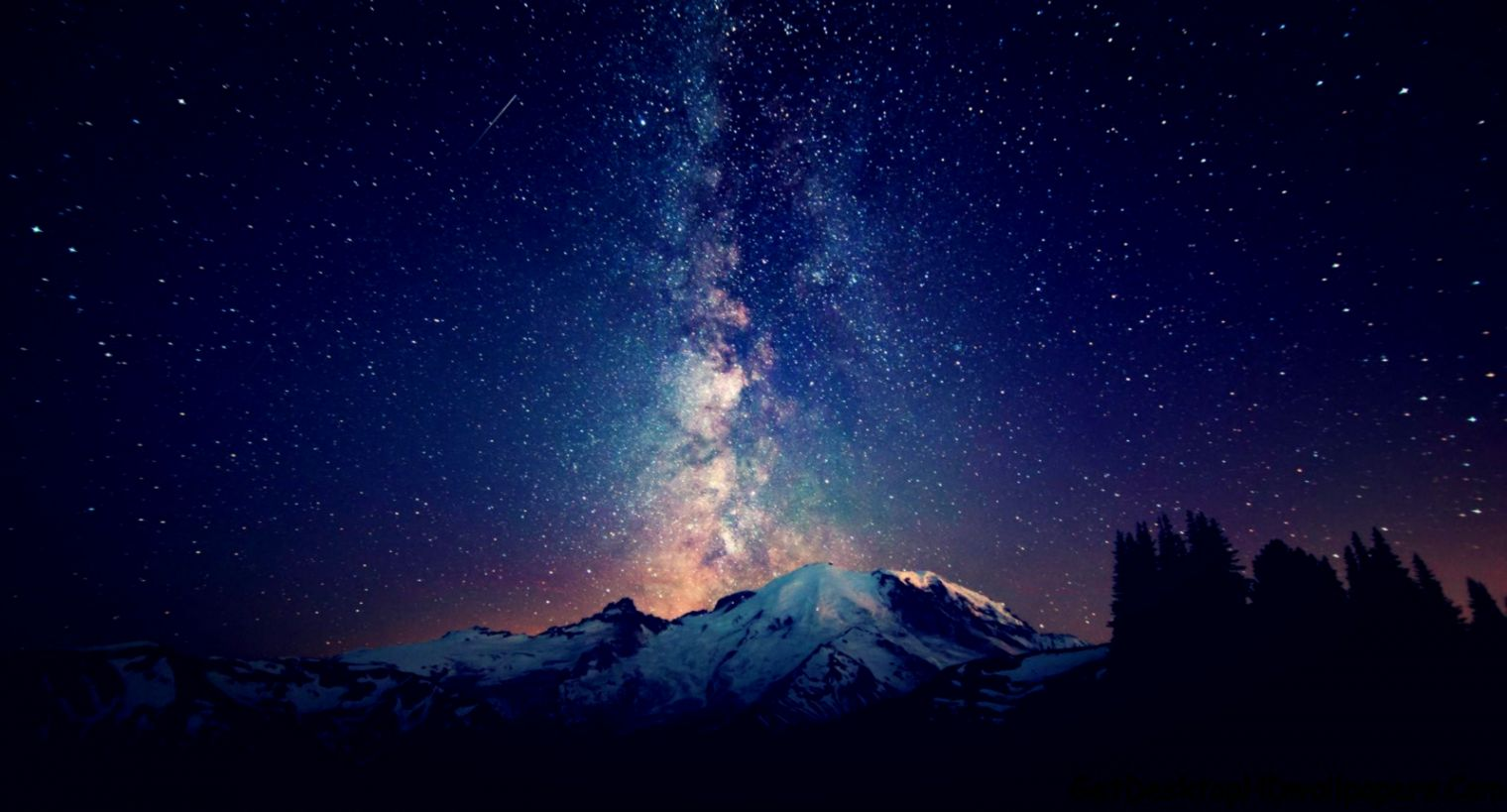 27 high quality milky way wallpapers full hd pictures