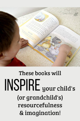 Good books will inspire your child's curiosity, resourcefulness and imagination. This list suggests more than a dozen classics that will make great gifts.