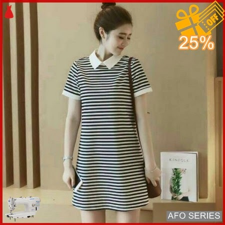 AFO259 Model Fashion Dress WK Fani LD 88 Murah BMGShop
