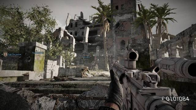 Download Medal of Honor Warfighter PC Gameplay