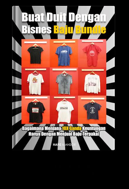 Panduan Buat Duit Dengan Bisnes Jual Baju Bundle
