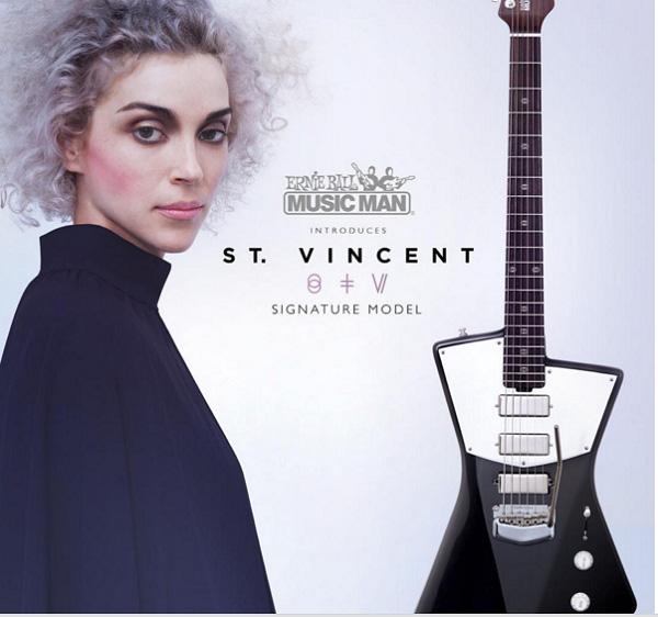 đàn guitar thiết kế đặt biệt dành riêng cho phái nữ