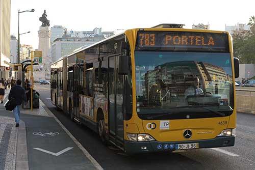 783 Lisbon Bus, Portugal.